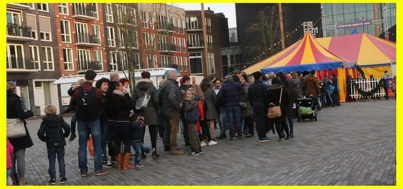 Kerstcircus Sander en Friends – Tijdens de Kerstvakantie te zien in Leeuwarden, Sneek en Akkrum – Productie Circus Salto
