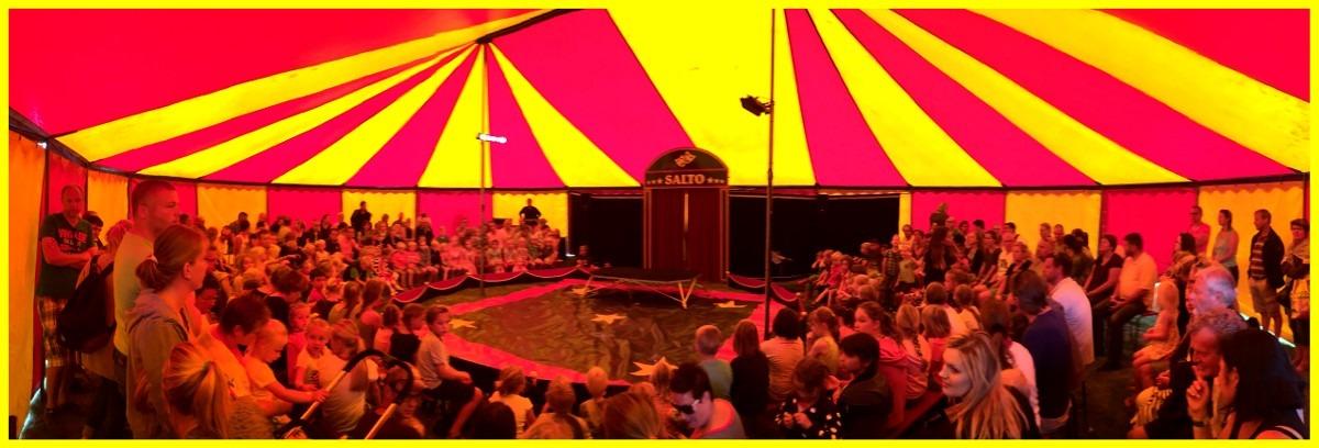 Circus Salto - Sander Balk - Circus op School