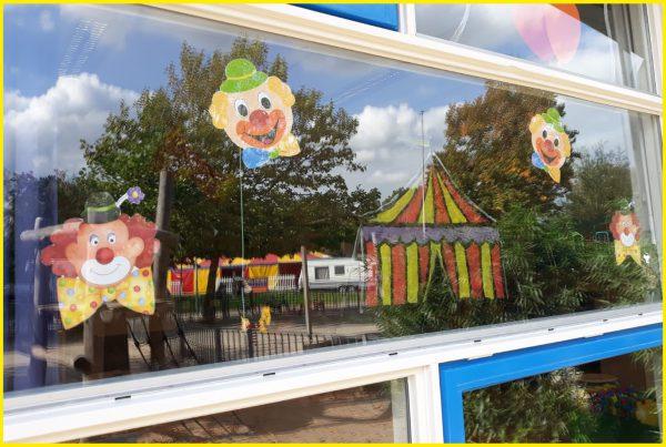 circus op school organiseren
